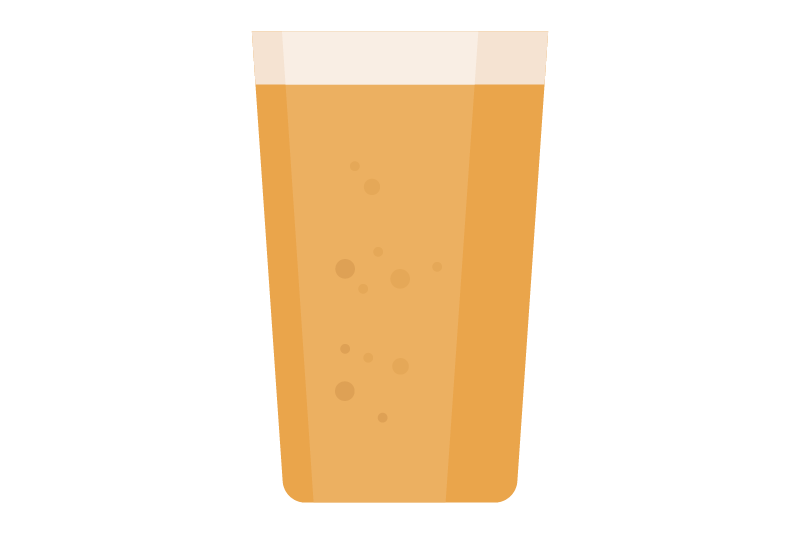 Animated Beer Layer