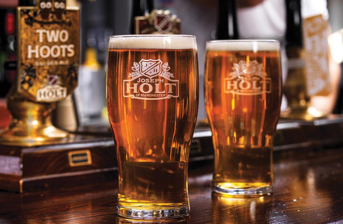 two hoots cask ale