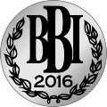 BBI 2016 silver medal