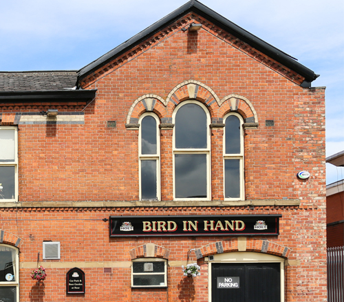 bird in hand pub eccles