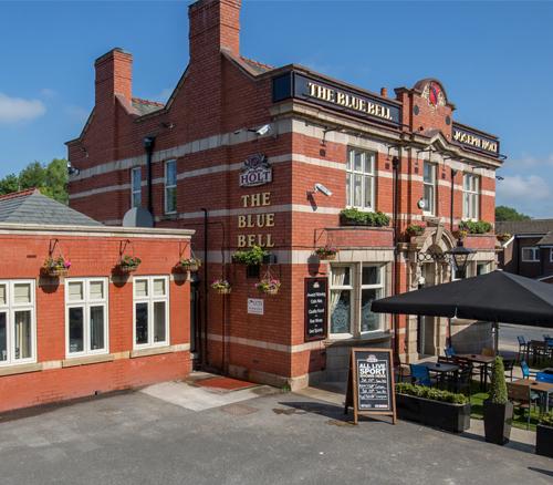 blue blue bury pub
