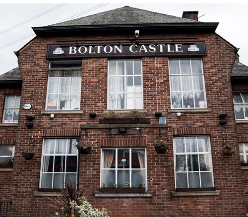 bolton castle pub