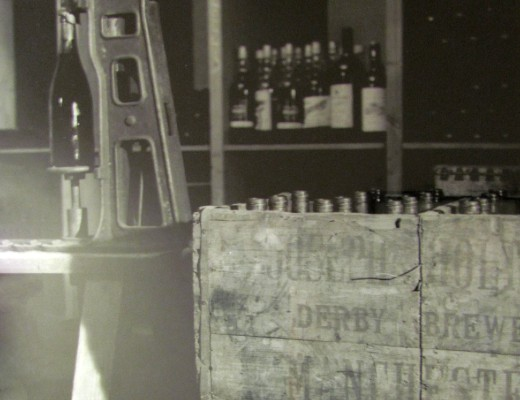 Bottle Stores in the Brewery