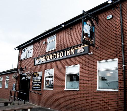 bradford inn pub in miles platting