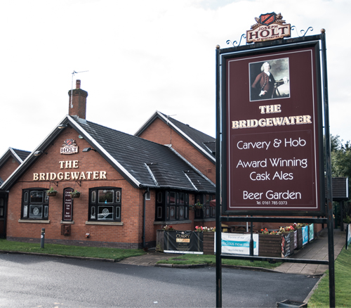 bridgewater hotel hollinwood