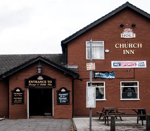 church inn pub newton heath