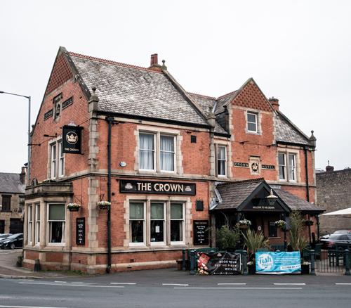 crown pub horwich