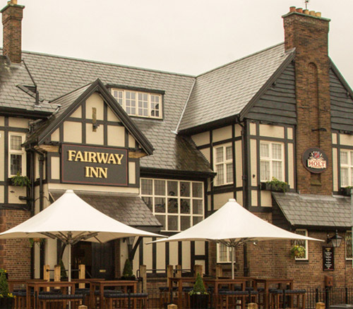 fairway inn pub new moston joseph holt