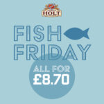 fish friday offer for 8.70