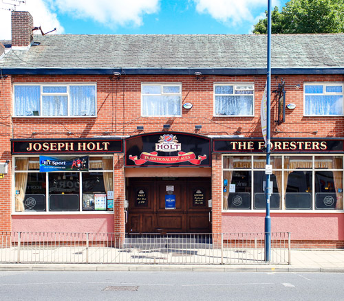 foresters arms pubs joseph holt