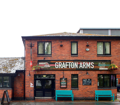 grafton arms manchester