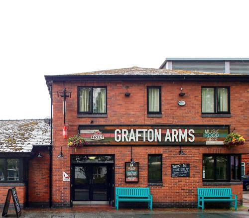grafton arms manchester