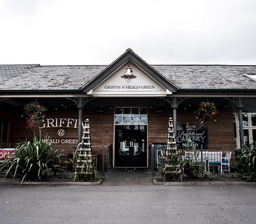 griffin heald green pub