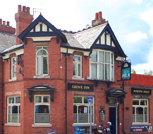 grove inn pub