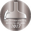 International Brewing Awards 2017 silver medal