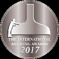 International Brewing Awards 2017 silver medal
