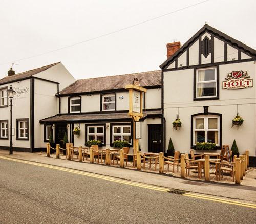 lychgate pub standish