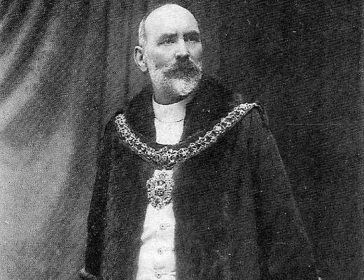lord mayor of manchester edward holt