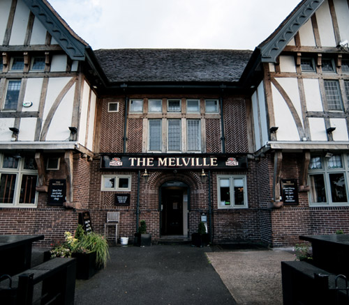 the melville pub stretford