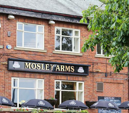 mosley arms pub in breightmet