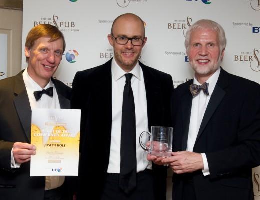 National Heart of Community Award 2014