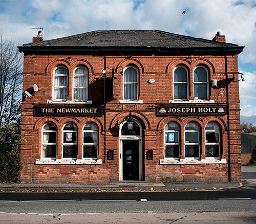 newmarket pub swinton