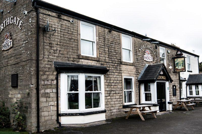 northgate pub oldham outside stonework