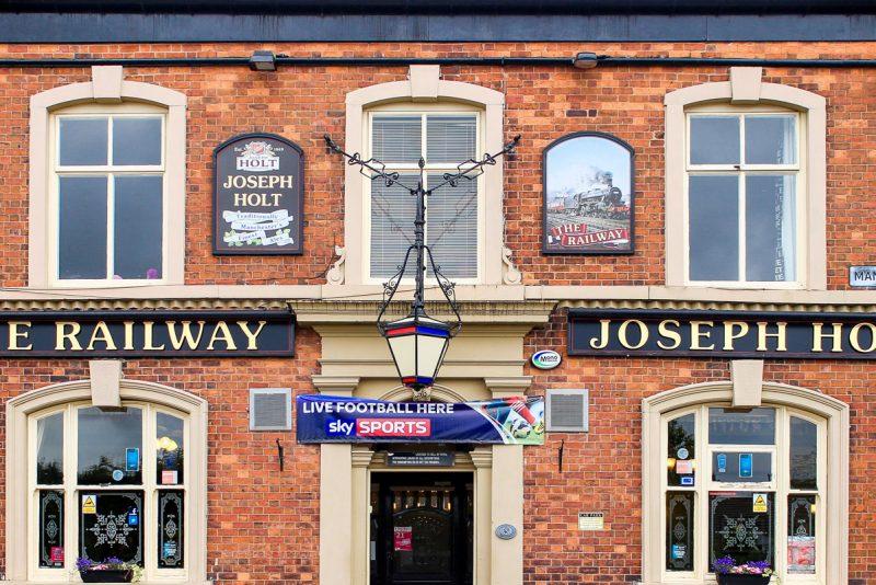 railway pub higher openshaw fairfield