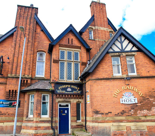 railway newton heath pub