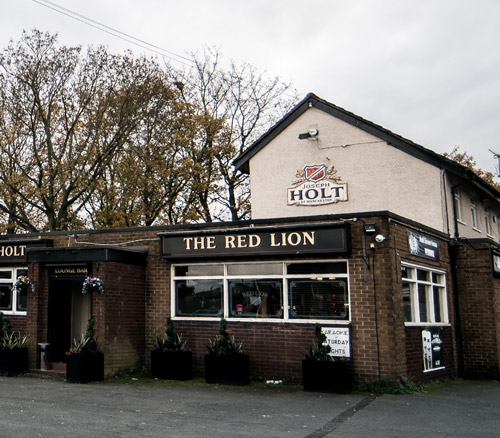 red lion pub st helens