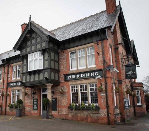 roebuck pub in flixton urmston