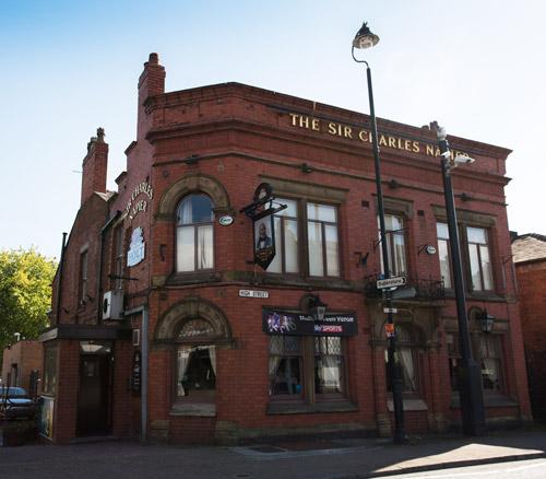 sir charles napier pub