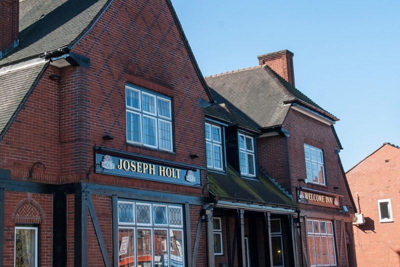 welcome inn pub joseph holt