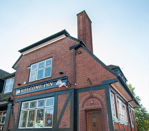 welcome inn pub