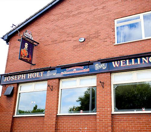 wellington inn pub