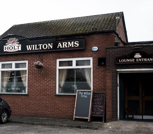 wilton arms radcliffe