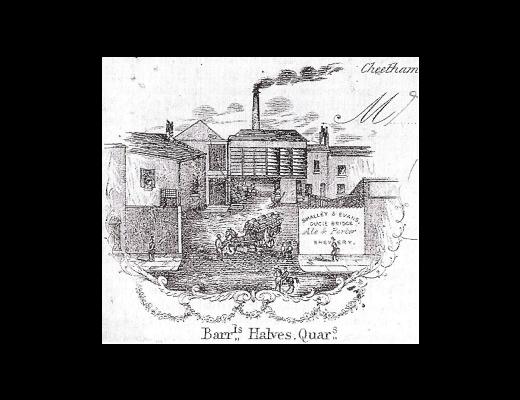 ducie bridge brewery