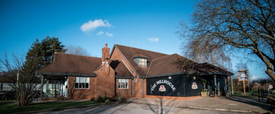 millhouse pub outside view
