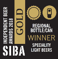 siba 2018 speciality light beer gold medal