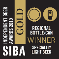 siba 2019 light beer gold medal