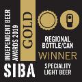 siba 2019 light beer gold medal