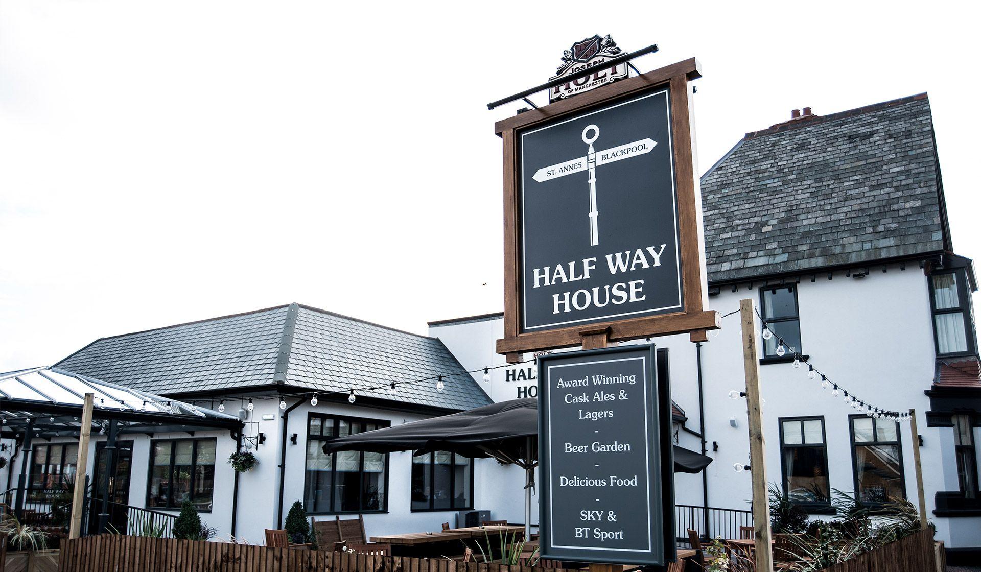 half way house blackpool featured pub