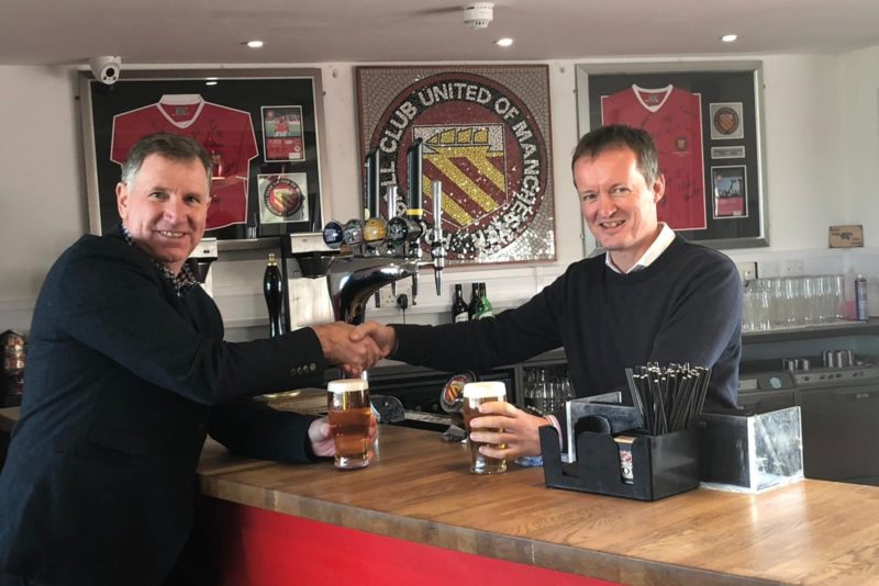 John Thompson FC united deal