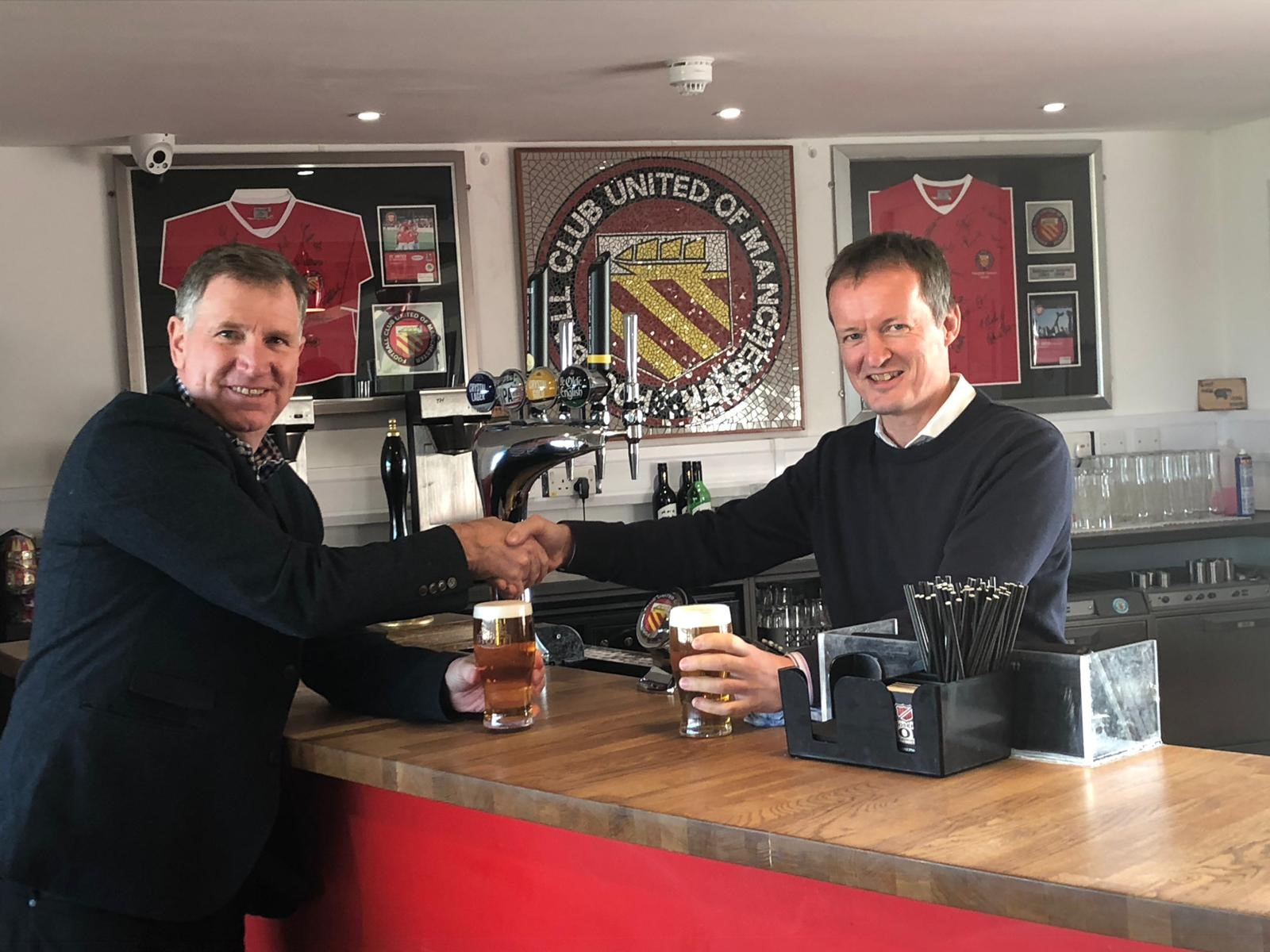 John Thompson FC united deal