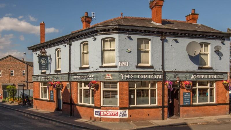 the orion sport pub