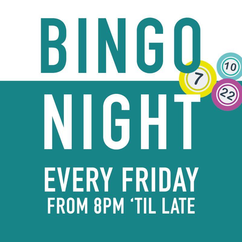 bingo night railway failsworth