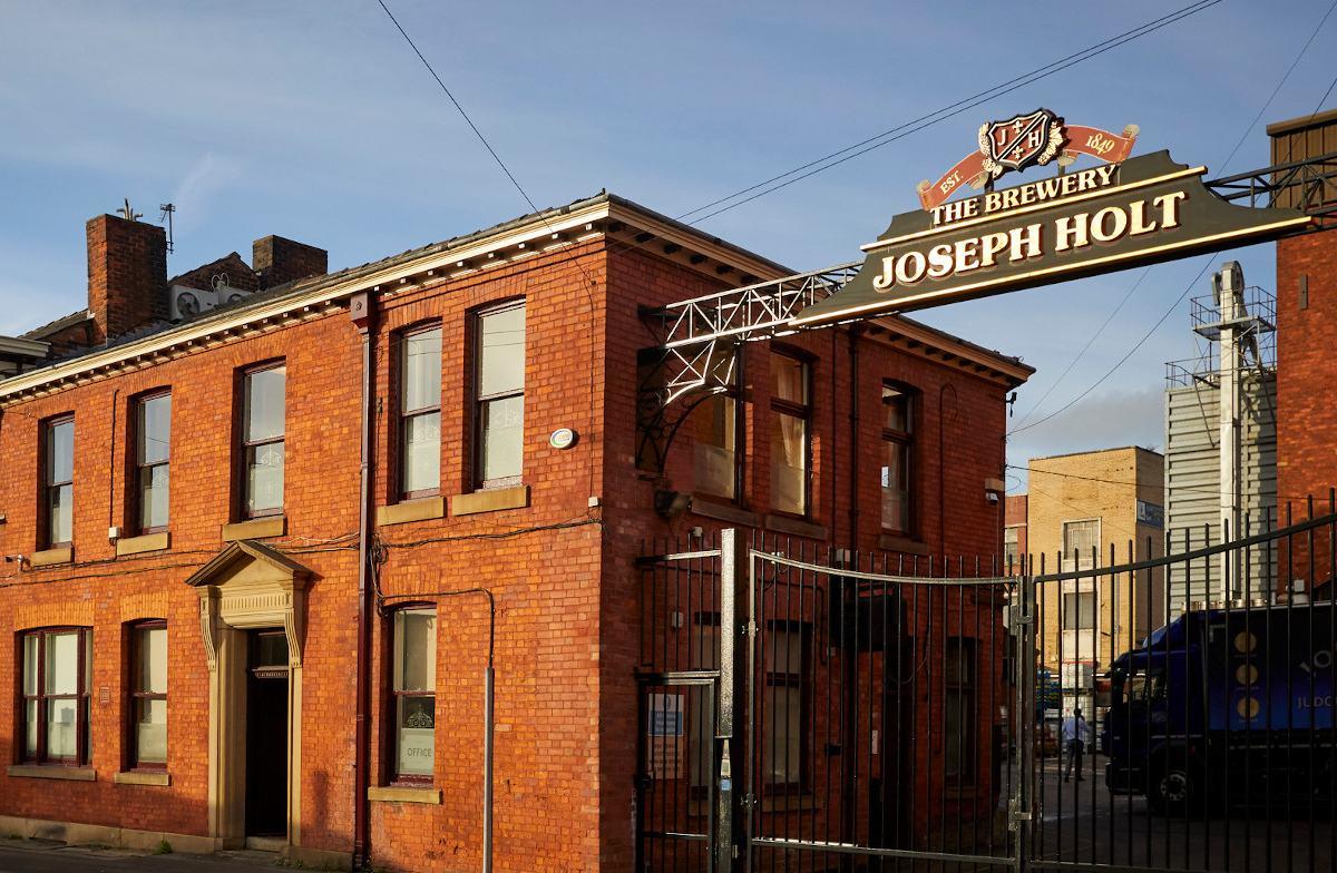 Manchester Brewery joseph holt