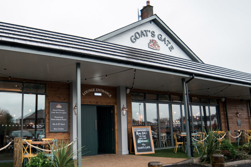 goats gate pub outside