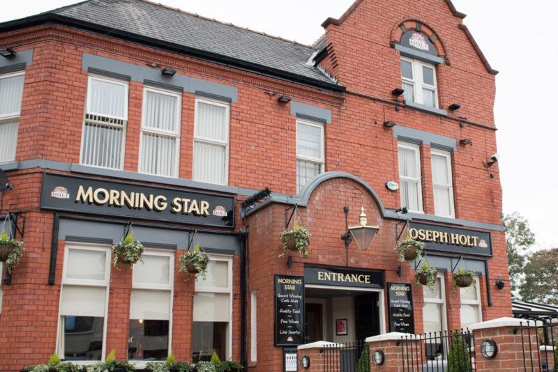 morning star pub in wardley swinton