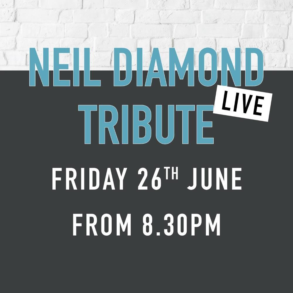 Tributes norfolk arms neil diamond